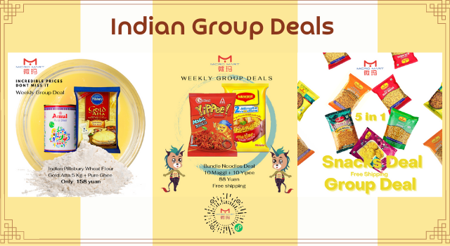 Indian Group Deals